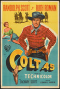 """Movie Posters:Western, Colt .45 (Warner Brothers, 1950). Argentinean Poster (29"""" X 43"""").Western.. ..."""
