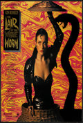 """Movie Posters:Horror, The Lair of the White Worm (Vestron, 1988). One Sheet (27"""" X 40""""). Horror.. ..."""