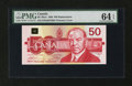 Canadian Currency: , BC-59aA $50 1988. ...