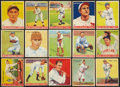 Baseball Cards:Sets, 1933 R319 Goudey Baseball Near Set (208/240). ...
