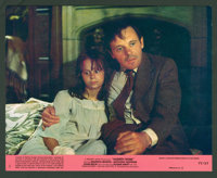"""Audrey Rose (United Artists, 1977). Mini Lobby Card Set of 8 and 1 Card (8"""" X 10""""). Thriller. ... (Total: 9 It..."""