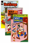 Bronze Age (1970-1979):Cartoon Character, Walt Disney's Related Comics File Copy Group (Gold Key, 1967-83)Condition: Average VF/NM.... (Total: 13 Comic Books)