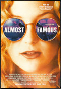 """Movie Posters:Drama, Almost Famous (DreamWorks, 2000). Bus Shelter (48"""" X 70"""") DS Advance. Drama.. ..."""