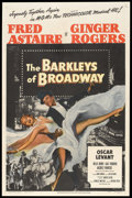 """Movie Posters:Musical, The Barkleys of Broadway (MGM, 1949). One Sheet (27"""" X 41""""). Musical.. ..."""