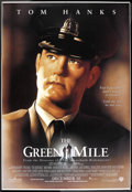 """Movie Posters:Crime, The Green Mile Lot (Warner Brothers, 1999). Bus Shelters (2) (48"""" X 70"""") DS Advances. Crime.. ... (Total: 2 Items)"""