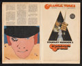 "Movie Posters:Science Fiction, A Clockwork Orange (Warner Brothers, 1972). Herald (Multiple Pages, 7.5"" X 11.5""). Science Fiction.. ..."