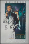 "Movie Posters:Crime, The Two Jakes Lot (Paramount, 1990). One Sheets (2) (27"" X 40"") SS.Crime.. ... (Total: 2 Items)"