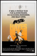 """Movie Posters:Adventure, Nate and Hayes Lot (Paramount, 1983). One Sheet (27"""" X 41"""") and Mini Poster (17"""" X 24"""") Advance. Adventure.. ... (Total: 2 Items)"""