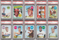 Baseball Cards:Sets, 1969 Topps Baseball High End Complete Set (664). ...