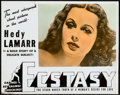 "Movie Posters:Romance, Ecstasy (Eureka, R-1940). Lobby Card Set of 8 (11"" X 14"").Romance.. ... (Total: 8 Items)"