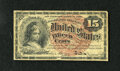 Fractional Currency:Fourth Issue, Fr. 1267 15c Fourth Issue Very Good. This is a well circulated note with healthy edges....