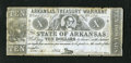 Obsoletes By State:Arkansas, (Little Rock), AR- State of Arkansas $10 Dec. 27, 1862 Criswell 56. ...