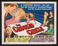 """Movie Posters:Crime, The Crooked Circle (Republic, 1957). Lobby Card Set of 8 (11"""" X 14""""). Crime.. ... (Total: 8 Items)"""