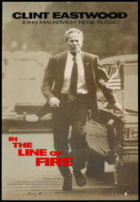 """In the Line of Fire (Columbia, 1993). One Sheet (27"""" X 41""""). Thriller"""