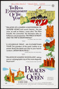 """Movie Posters:Documentary, Palaces of a Queen Lot (Universal, 1968). One Sheets (2) (27"""" X 41""""). Documentary.. ... (Total: 2 Items)"""