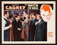"""The Mayor of Hell (Warner Brothers, 1933). Lobby Card (11"""" X 14""""). Crime"""
