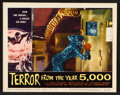 """Movie Posters:Science Fiction, Terror from the Year 5000 (American International, 1958). Lobby Card (11"""" X 14""""). Science Fiction.. ..."""