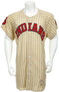 Baseball Collectibles:Uniforms, 1961 Bubba Phillips Game Worn Jersey....