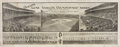 Baseball Collectibles:Photos, 1909 World Series Panoramic Photographic Display....
