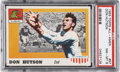 Football Cards:Singles (1950-1959), 1955 Topps Don Hutson #97 PSA NM-MT 8....