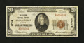 National Bank Notes:Virginia, Alexandria, VA - $20 1929 Ty. 1 The Citizens NB Ch. # 1716. ...