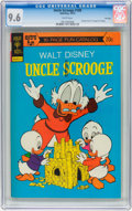 Bronze Age (1970-1979):Cartoon Character, Uncle Scrooge #109 File Copy (Gold Key, 1973) CGC NM+ 9.6 Whitepages....
