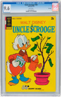 Bronze Age (1970-1979):Cartoon Character, Uncle Scrooge #105 File Copy (Gold Key, 1973) CGC NM+ 9.6 White pages....
