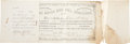 Baseball Collectibles:Others, 1879 Boston Base Ball Association Stock Certificate....