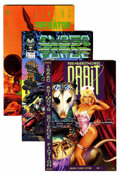 Modern Age (1980-Present):Miscellaneous, Comic Books - Various Publishers Modern Age Independent Publishers Long Box Group (Various Publishers, 1980s-90s) Condition: A...