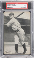 Baseball Cards:Singles (Pre-1930), 1925 Exhibits Henry L. Gehrig PSA EX+ 5.5....