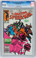 Modern Age (1980-Present):Superhero, The Amazing Spider-Man #253-256 CGC-Graded Group (Marvel, 1984) CGCNM/MT 9.8 Off-white to white pages.... (Total: 4 )