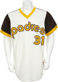 Baseball Collectibles:Uniforms, 1979 Dave Winfield Game Worn Jersey....