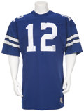 Football Collectibles:Uniforms, Early 1970's Roger Staubach Game Worn Jersey....