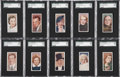 "Non-Sport Cards:Sets, 1936 Carreras ""Film Stars"" SGC-Graded High End Complete Set(50)...."