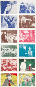 "Non-Sport Cards:Sets, 1950 William Boyd ""Hopalong Cassidy"" Near Set (202/230). ..."