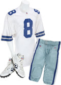 Football Collectibles:Uniforms, Circa 1992 Troy Aikman Game Worn Uniform....