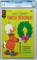 Bronze Age (1970-1979):Cartoon Character, Uncle Scrooge #90 File Copy (Gold Key, 1970) CGC NM/MT 9.8Off-white to white pages....