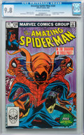 Modern Age (1980-Present):Superhero, The Amazing Spider-Man #238 (Marvel, 1983) CGC NM/MT 9.8 Off-whiteto white pages....