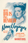 "Movie Posters:Romance, Now, Voyager (Warner Brothers, 1942). One Sheet (27"" X 41"").. ..."