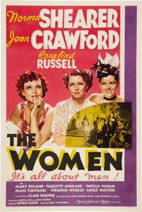 "The Women (MGM, 1939). One Sheet (27"" X 41"") Style D"