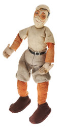 Baseball Collectibles:Others, 1890's Baseball Doll....