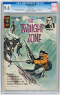 Silver Age (1956-1969):Horror, Twilight Zone #8 File Copy (Gold Key, 1964) CGC NM+ 9.6 Off-whitepages....