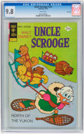 Bronze Age (1970-1979):Cartoon Character, Uncle Scrooge #124 File Copy (Gold Key, 1975) CGC NM/MT 9.8 Whitepages....