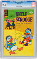 Bronze Age (1970-1979):Cartoon Character, Uncle Scrooge #121 File Copy (Gold Key, 1975) CGC NM+ 9.6 Whitepages....