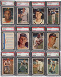 Baseball Cards:Sets, 1957 Topps Baseball Mid To High Grade Complete Set (407)....