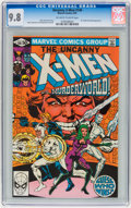 Modern Age (1980-Present):Superhero, X-Men #146, 153, and 159 CGC-Graded Group (Marvel, 1981-82)Condition: NM/MT.... (Total: 3 Comic Books)
