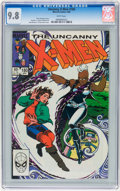 Modern Age (1980-Present):Superhero, X-Men #180, 181, and 201 CGC-Graded Group (Marvel, 1984-86)Condition: NM/MT.... (Total: 3 Comic Books)