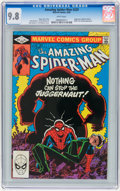 Modern Age (1980-Present):Superhero, The Amazing Spider-Man CGC-Graded Group (Marvel, 1982-83) CGC NM/MT9.8.... (Total: 4 Comic Books)
