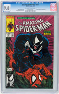 Modern Age (1980-Present):Superhero, The Amazing Spider-Man CGC-Graded Group (Marvel, 1984-90) CGC NM/MT9.8.... (Total: 4 Comic Books)