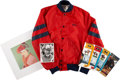Miscellaneous Collectibles:General, 1950's-80's Willie Shoemaker Ephemera Lot....